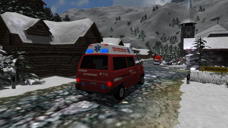krankenwagen simulator 2012