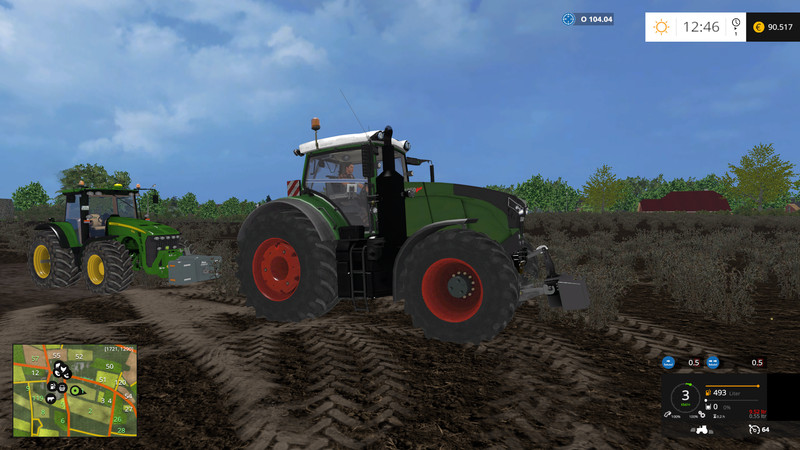 FS 15: Towing chain v 4 0 Beta Other Implements Mod für Farming