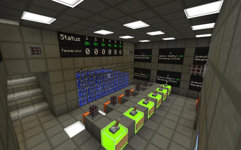 Minecraft Tekkit Lite AKW V Tekkit Lite Maps Mod Für Minecraft - Minecraft hauser verschieben