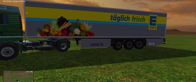 Edeka-trailer