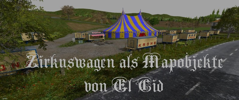 FS 15: Circus caravan v 1.0 Objects Mod für Farming Simulator 15 Fs Map Circus on western town map, colonial house map, st thomas map, valley of kings map, princess map, colosseum map, new amsterdam map, storybook map, encore map, red map, city limits map, ancient world map, magic map, circuit map, cowboy map, greater vancouver map, ancient persia map, city of new orleans map, unr parking map, usa travel map,