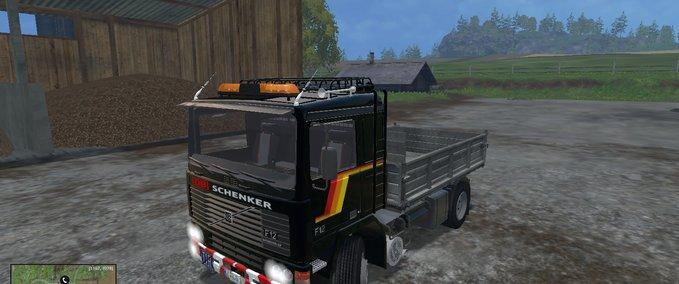 Volvo-f12-kipper