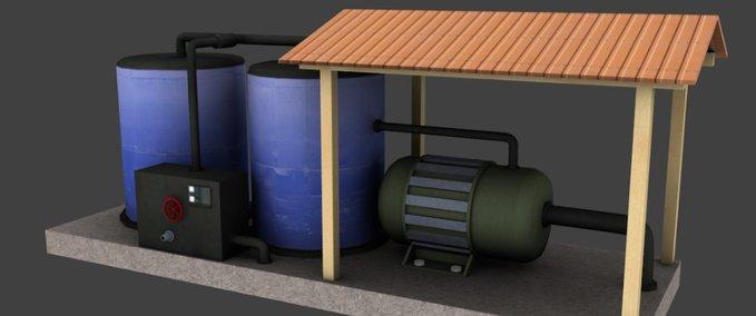 Wasserstation