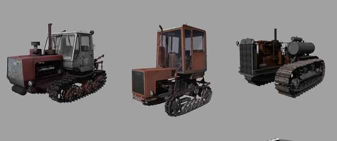 Ls 15 Crawler Tractors Set V 1 0 Mod Packs Mod F 252 R