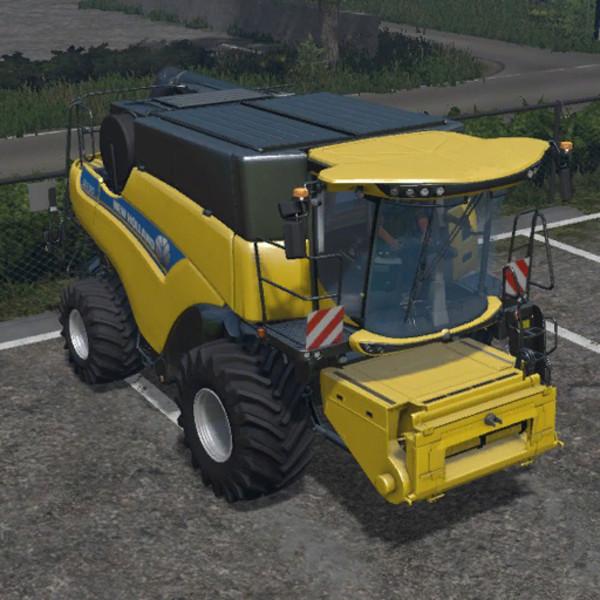 fs 15 new holland cr v 0 7 beta new holland mod f r farming simulator 15. Black Bedroom Furniture Sets. Home Design Ideas