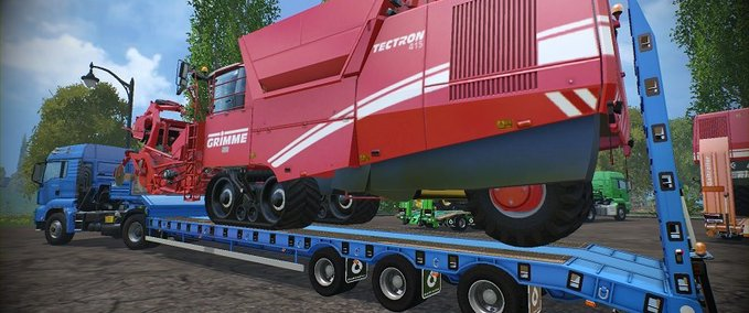 Low-loader-galtrailer-sc
