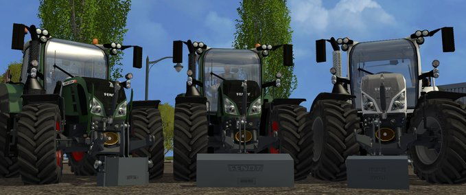 Fendt-weights-vario-pack