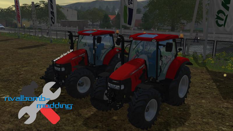 fs 15 case ih jxu 85 and 115 v 1 3 case mod f r farming simulator 15 rh modhoster com Case 115 6 Cilindri Case 115 6 Cilindri