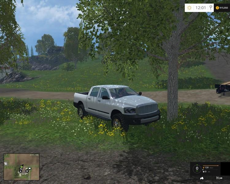 FS 15: Lizard Pickup v 4 0 Cars Mod für Farming Simulator 15