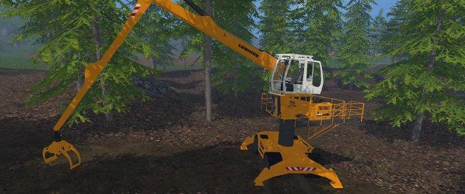 Liebherr-900c-long-reach-forest