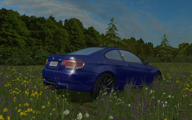 fs 15 bmw m3 e92 v 30 cars mod f252r farming simulator 15