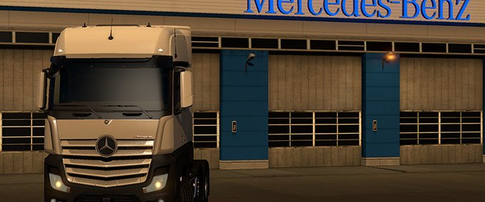 Mercedes-actros-mpiv-standalone