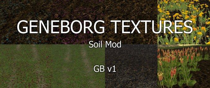 Texturen-soilmod