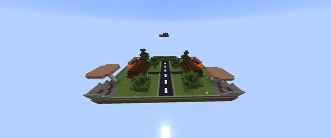 Minecraft-lucky-blocks-battle-map