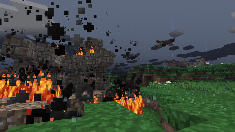 Minecraft: WarThunder-Map v 1.0 Maps Mod für Minecraft ...