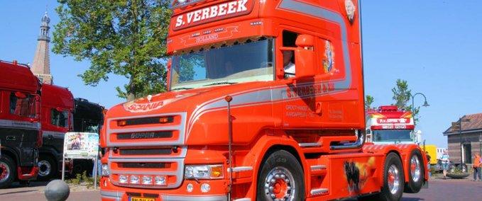 Scania-t-motoren