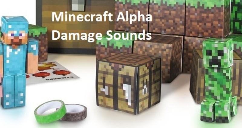 Minecraft Player Damage Sounds From Alpha V Texture Packs Mod - Minecraft spieler melden