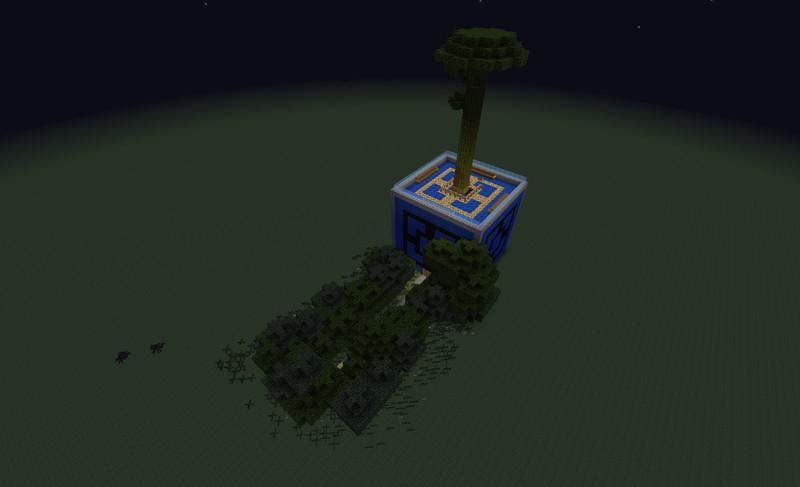 Minecraft: Aternos Contest v 1.7.10 Maps Mod für Minecraft ...