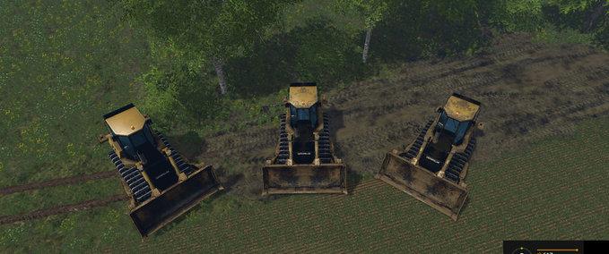 Caterpillar-d6-bulldozer
