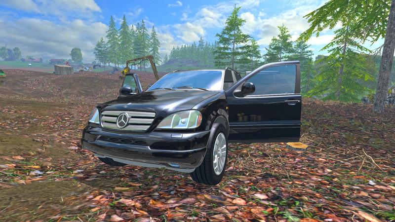 Ets Mods Voiture Mercedes