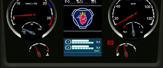 Scania-streamline-v8-dashboard