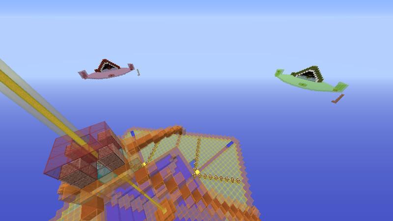 Minecraft BedWars V Maps Mod Für Minecraft Modhosterde - Minecraft bedwars jetzt spielen