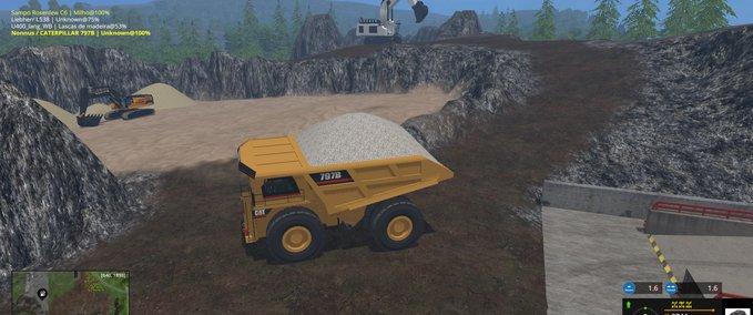 Cat-797b-dumper