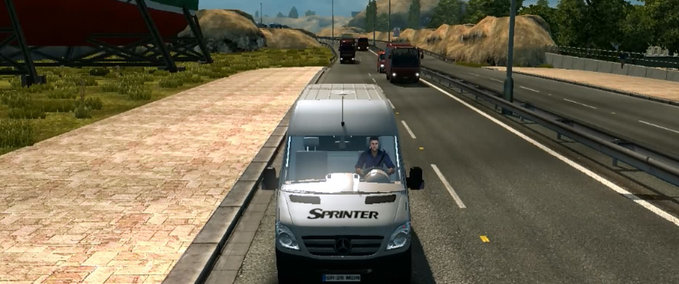 Mercedes Sprinter 313 By Thalken