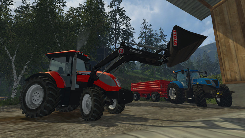 Fs 15 Landini 7230 And Mc Cormick Gmax 165 V 1 0 Other