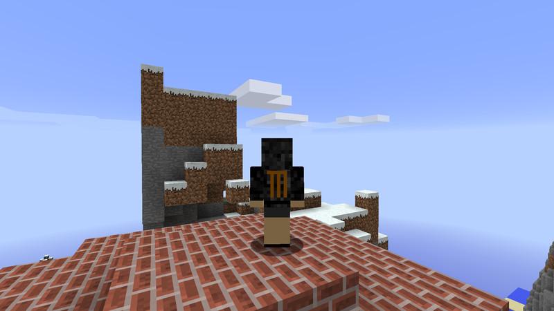 Minecraft Orange Monster Energy M 228 Dchen V 1 0 Skins Mod
