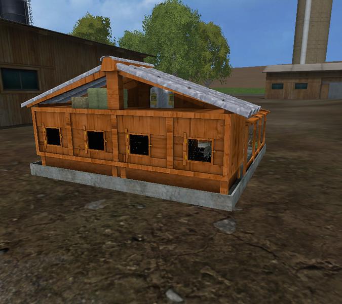 ls 15 hasenstall v 1 0 platzierbarer platzierbare objekte mod f r landwirtschafts simulator 15. Black Bedroom Furniture Sets. Home Design Ideas