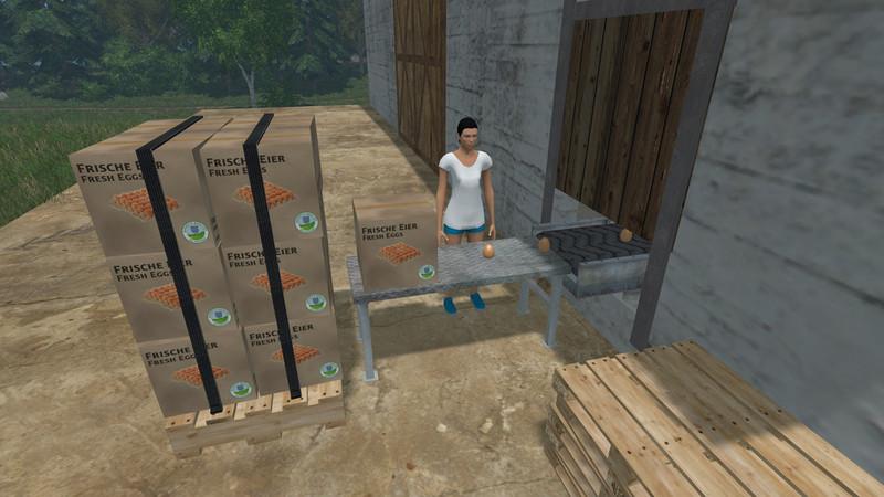 ls 15 eier lege station v 1 1 platzierbar platzierbare objekte mod f r landwirtschafts simulator 15. Black Bedroom Furniture Sets. Home Design Ideas