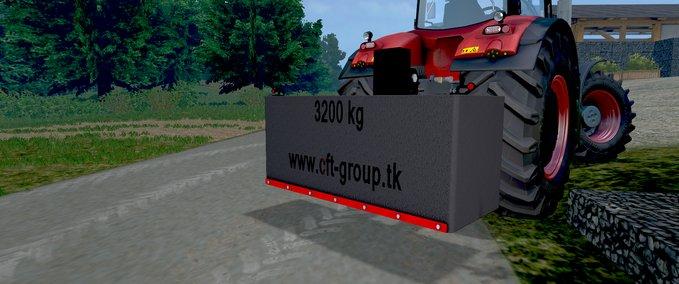 Cft-gewicht-3200kg