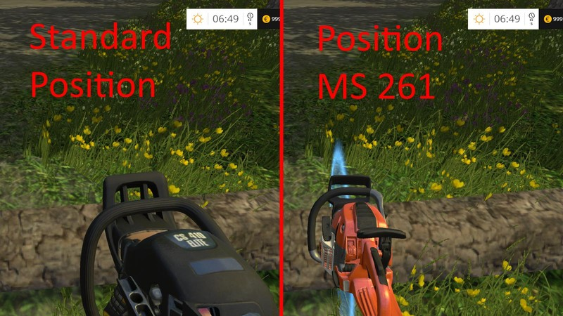 fs 15 stihl ms261 v 1 0 other implements mod f r farming simulator 15. Black Bedroom Furniture Sets. Home Design Ideas