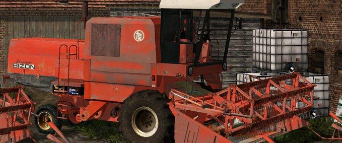 Bizon-zo56-red-mit-kabine