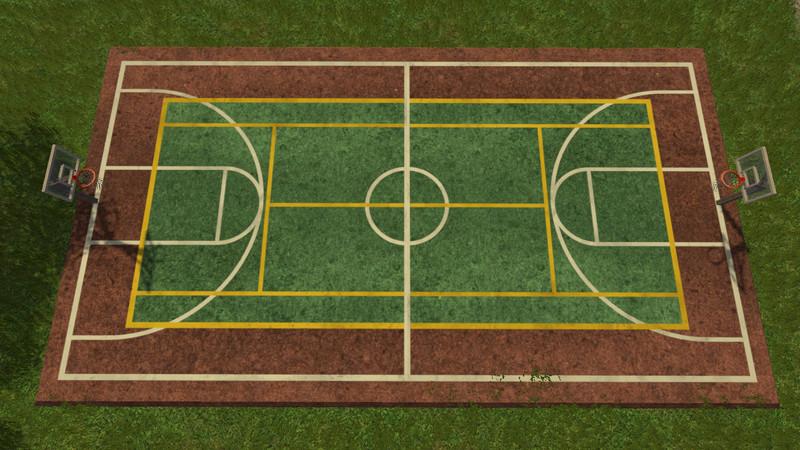 Ls 15 Basketballplatz V 1 0 Objekte Mod F 252 R