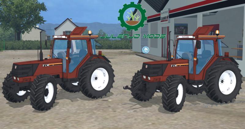 Fs 15 Fiatagri F130 V 1 0 Fiat Mod F 252 R Farming Simulator 15
