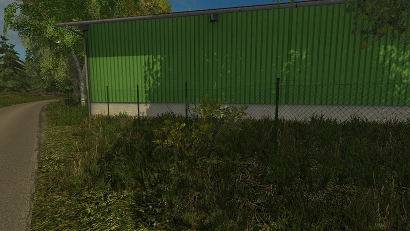 FS 15: Mesh wire fence v 2.0 Objects Mod für Farming Simulator 15