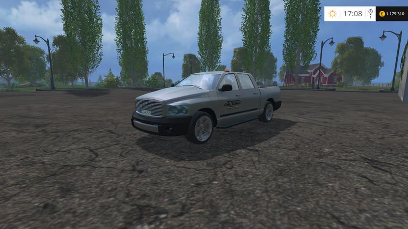 FS 15: Pick up v 1 2 Cars Mod für Farming Simulator 15