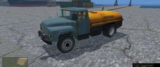 Zil-130-fuel-truck