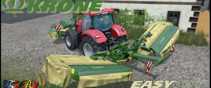 Pack-krone-easy-cut-r320cv