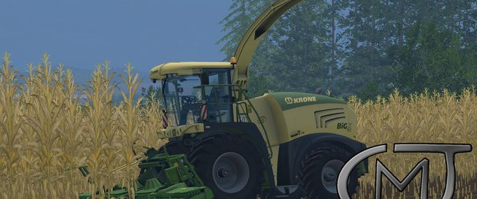 Krone-bigx-580
