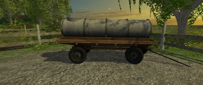 ls 15 mobiler wassertank v 1 1 sonstige anh nger mod f r landwirtschafts simulator 15. Black Bedroom Furniture Sets. Home Design Ideas