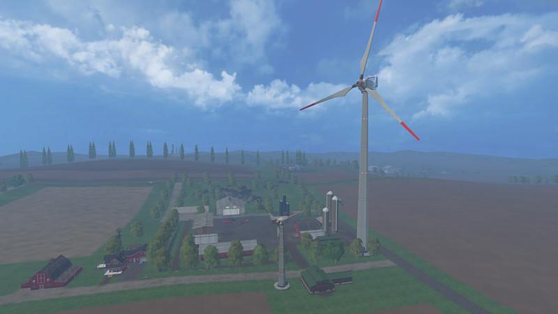 Ls 15 Vestas Windrad 3 Megawatt V 10 Platzierbare Objekte Mod Für