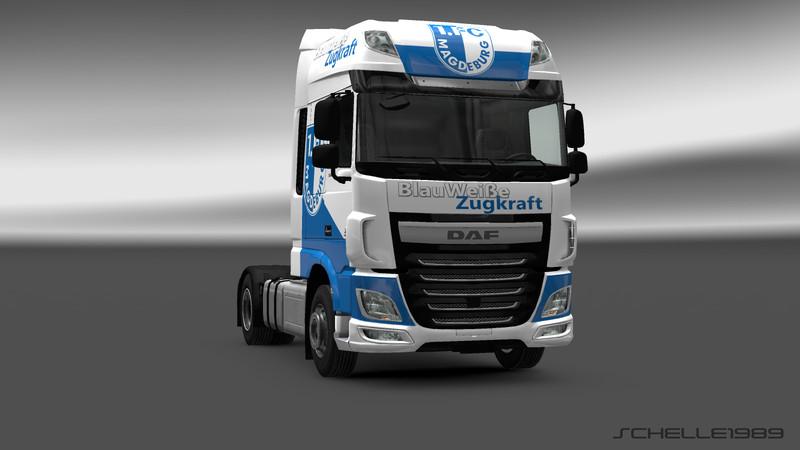 ets 2 daf 1 fc magdeburg v 1 0 skins mod f r eurotruck simulator 2. Black Bedroom Furniture Sets. Home Design Ideas
