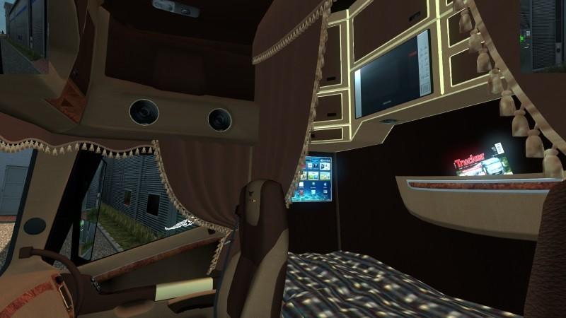 ets 2: DAF EVO WING Trailer v 2.0 DAF Mod für Eurotruck Simulator 2