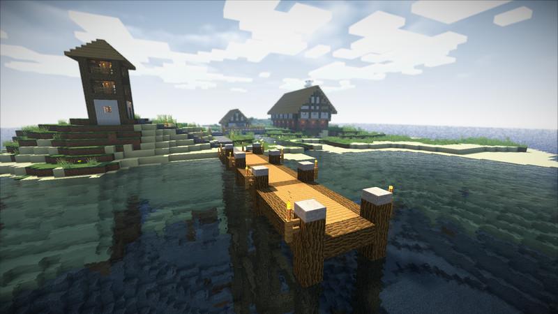 Minecraft Mittelalter Haus V Maps Mod Für Minecraft - Minecraft mittelalter haus map
