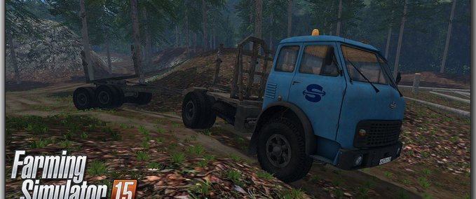 Maz-509-forestry-set