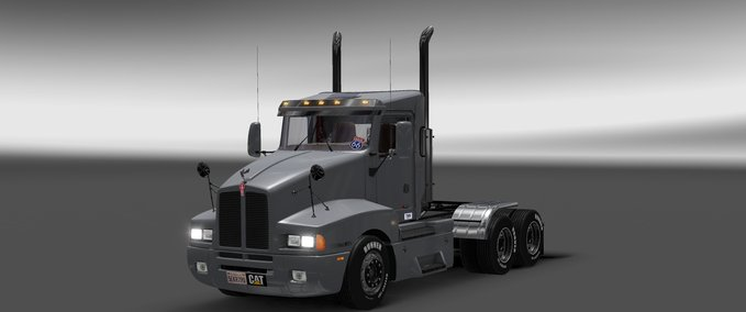 Kenworth-t600-day-cab
