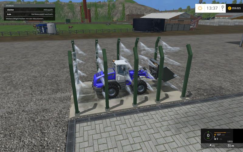Fs 15 Car Wash V 0 9 Placeable Objects Mod F 252 R Farming